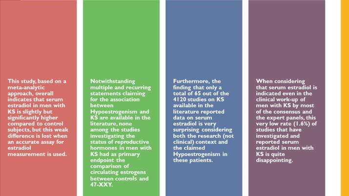 Relative Hyperestrogenism in Klinefelter Syndrome